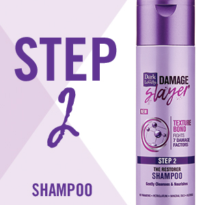 Damage Slayer Pre-Treatment, Shampoo & Conditioner