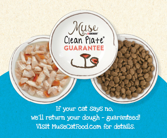 Muse® Natural Wet Cat Food Recipes in Gravy