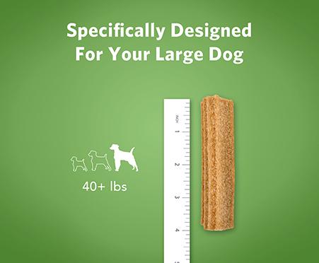 DentaLife ActivFresh Daily Oral Care Dog Chews 7.2oz