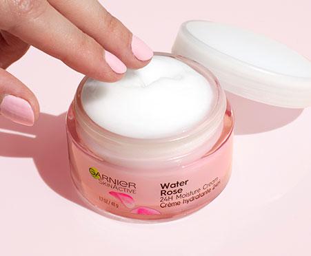 Garnier SkinActive Water Rose 24H Moisture Cream