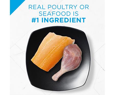 Purina® Pro Plan® Adult Sensitive Skin & Stomach Grain Free Wet Cat Food Variety Bundle - Arctic Char & Duck
