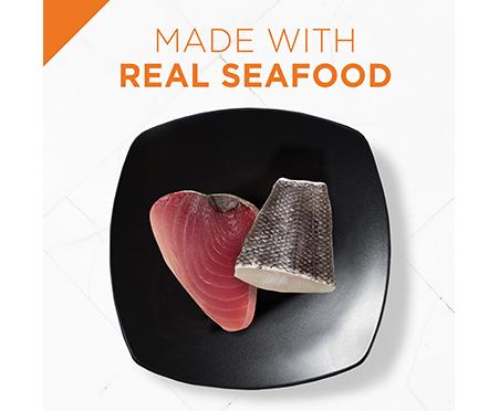 Purina® Pro Plan® Adult Seafood Entrée Classic