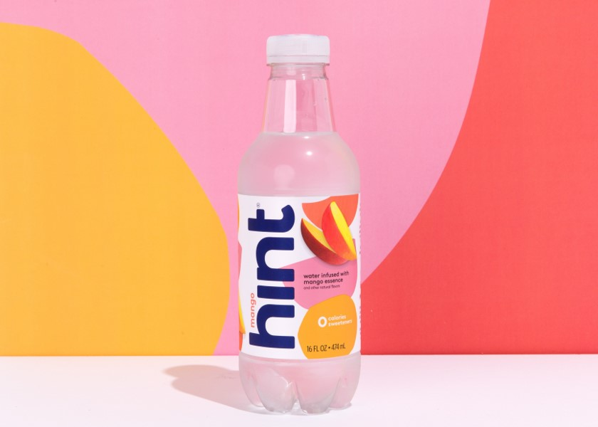 hint® Fruit Infused Water Free Coupon (up to $1.00)