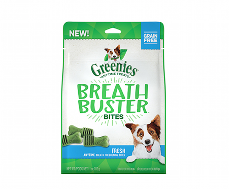 GREENIES™ BREATH BUSTER™ Bites