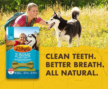 Zuke's® Z-Bone® Dental Chew