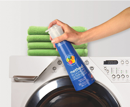 method laundry detergent free sample