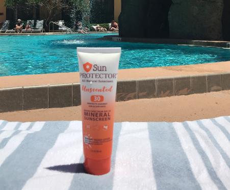 Sun Protector Mineral Sunscreen SPF 30