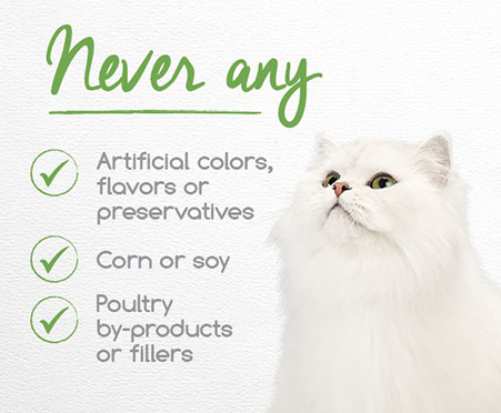 Fancy Feast Gourmet Naturals with Added Vitamins, Minerals & Nutrients Wet Cat Food